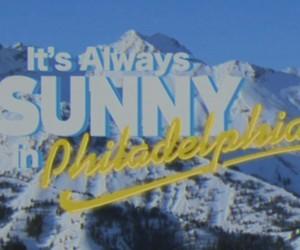 It's Always Sunny in Philadelphia 80s Promo