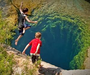 Jacob's Well – Most Dangerous Diving Spot in Texas