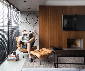 JB Apartment in Porto Alegre by Ambidestro