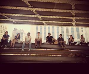 "Streetartist JR in New York – ""The High Line"""