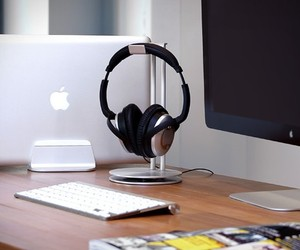 Headphone Stand, by Just Mobile