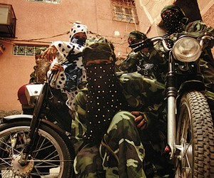 """Kesh Angels"" – Female Biker Gangs of Marrakesh"