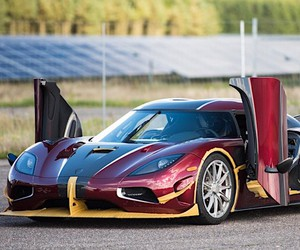 Koenigsegg sets a new 0-400-0 record