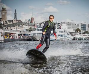 Lampuga Boost Electric Surfboard
