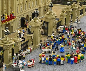 Lego Recreates 2011