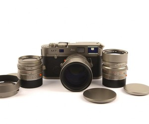 LEICA'S EXTREMLY RARE M7 IS ON SALE $190000
