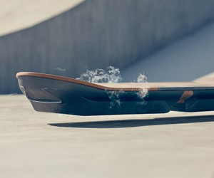 Groundbreaking: Lexus Hoverboard Is Real And Worki
