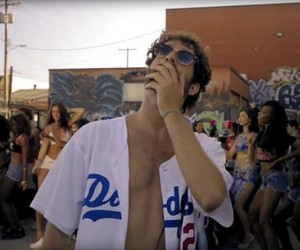 "Watch: Lil Dicky The Making of  ""$ave Dat Money"""