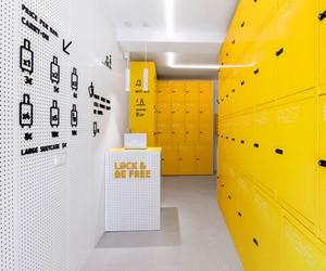Lock&be free Urban Lockers in Madrid