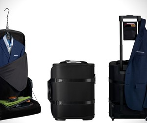 Vocier C38 Suit Suitcase