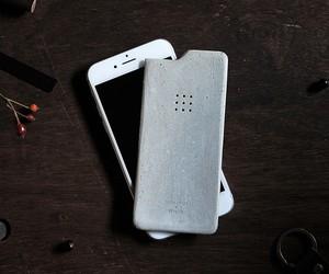 Luna Concrete iPhone 6 Skin