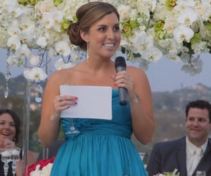 Maid of Honor Raps Eminem for her toast