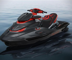 Mansory Black Marlin Jet Ski