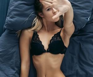 Relaxed eroticism with Mara Landwehr