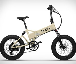 MATE X Folding eBike