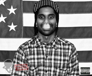 Aziz Ansari on HipHop Album Covers