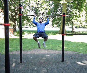 In 93 days to successful Muscle Ups
