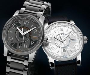 Montblanc TimeWalker Hemisphere Watches