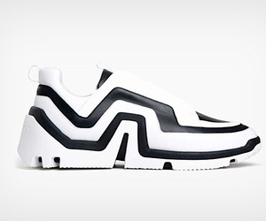 Pierre Hardy designs sneakers in the Stormtrooper