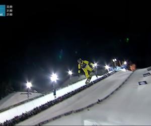 X Games Men's Snowboard Big Air Contest