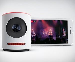 Movi Live Streaming Camera