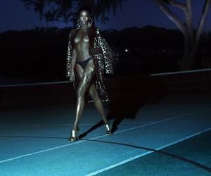 Naomi Campbell x Interview Magazine