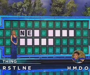 Viral of the day: Wheel of Fortune Bonus Round