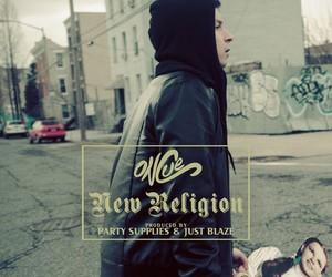 OnCue - New Religion (prod. by Just Blaze)