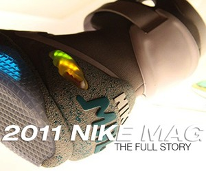 2011 Nike Mag – The Full Story