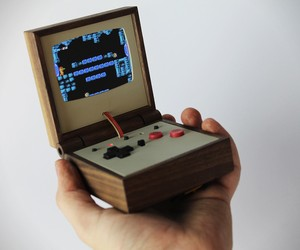 Handheld Nintendo System by Love Hulten