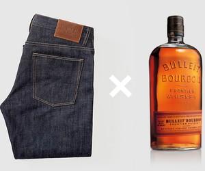 Noble Denim x Bulleit Bourbon Collaboration