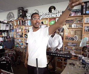 Oddisee Live at NPR's Tiny Desk Concert