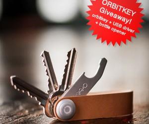 Orbitkey Giveaway