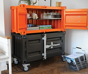 Pandora Shipping Container Cabinets