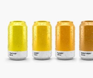 Pantone Beer Packaging by Txaber