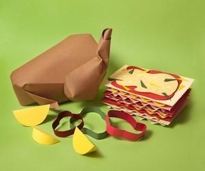 Artist transforms paper into creative delicacies