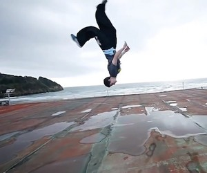 Best Of Parkour And Freerunning 2013