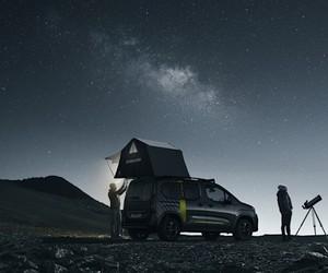 Camping car concept Rifter 4 × 4