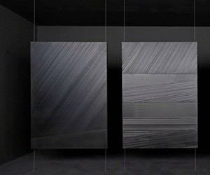 Pierre Soulages Paintings
