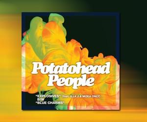 "Potatohead People – ""Explosives / Blue Charms"""