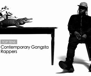 Top Tens: Contemporary Gangsta Rappers