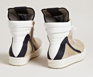 Rick Owens Ponyhair Sneakers