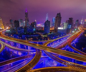 Asian Urban Timelapse Series