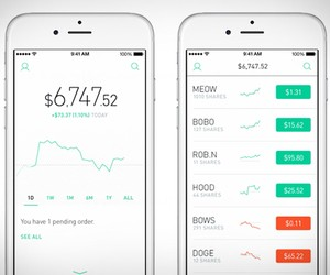 Robinhood | Zero Commission Stock Trading