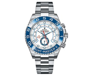 NEW ROLEX YACHT-MASTER II