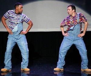 Jimmy Fallon x Will Smith - Evolution of HipHop