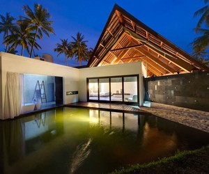 DAVID LOMBARDI PRESENTS VILLA SAPI IN INDONESIa