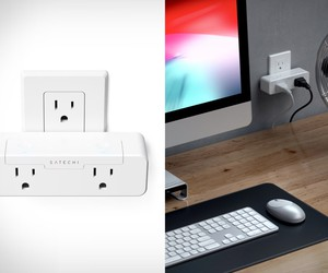 Satechi Dual Smart Outlet