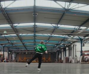 Rapper from berlin aboit the new S-Bahn train