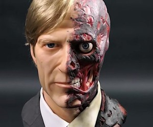 "Harvey Dent / Two-Face from ""The Dark Knight"""